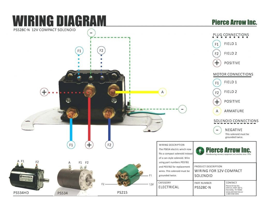Wiring Diagram For Winch Solenoid New Ac Winch Wiring Diagram Valid Badland Winch Wiring Diagram Ipphil Lovely Wiring Diagram For Winch Solenoid