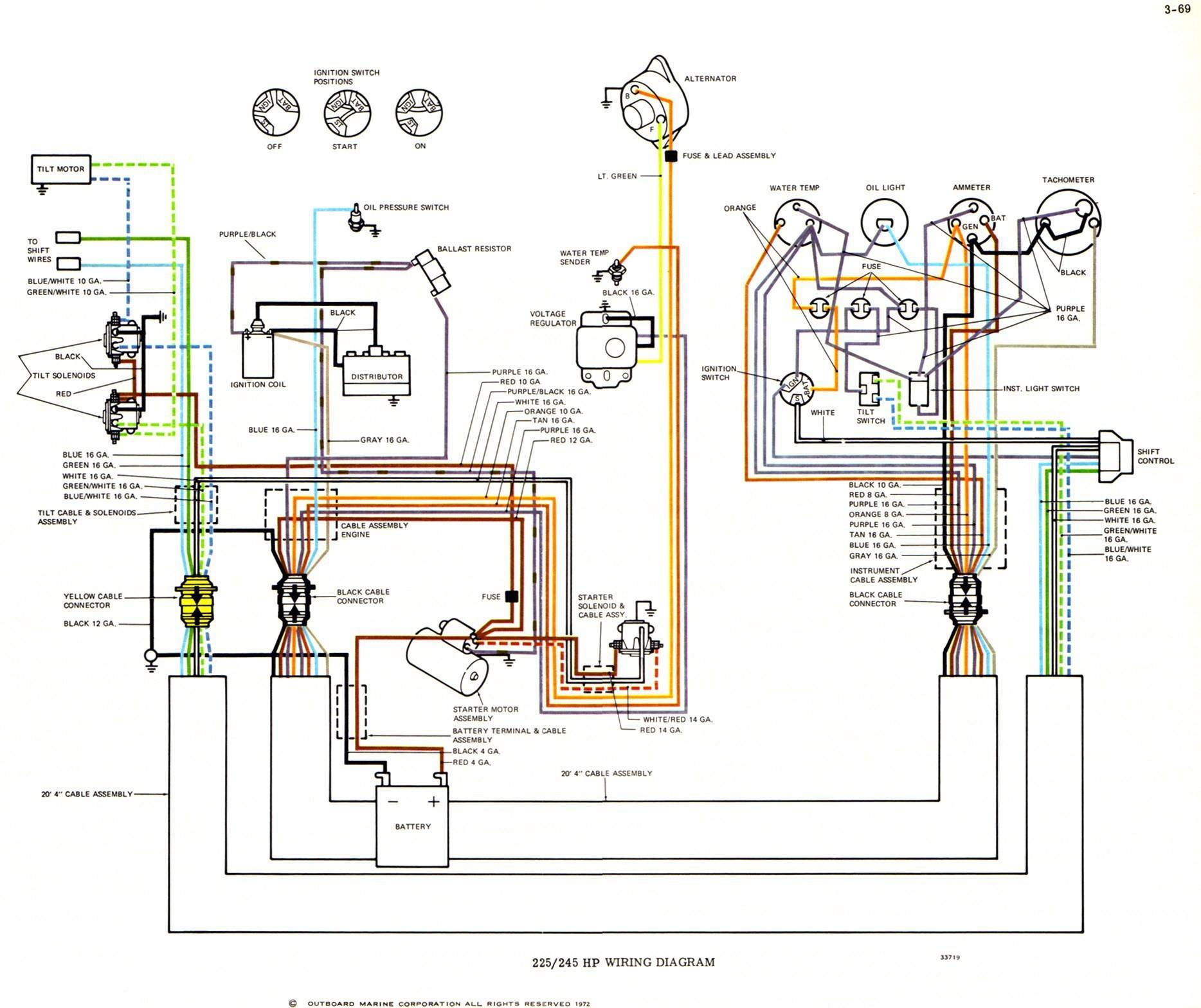 wrg 5461] bennett trim tab switch wiring diagram