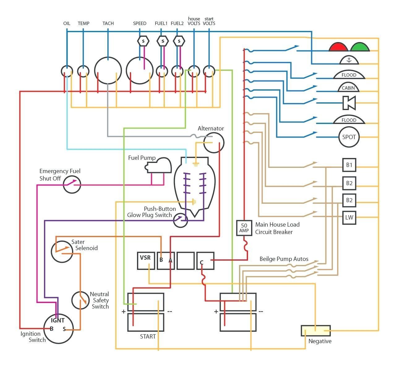 Phoenix Boat Wiring Diagram Smart Diagrams 12 Volt Ignition Switch Best Of Image Rh Mainetreasurechest Com Light