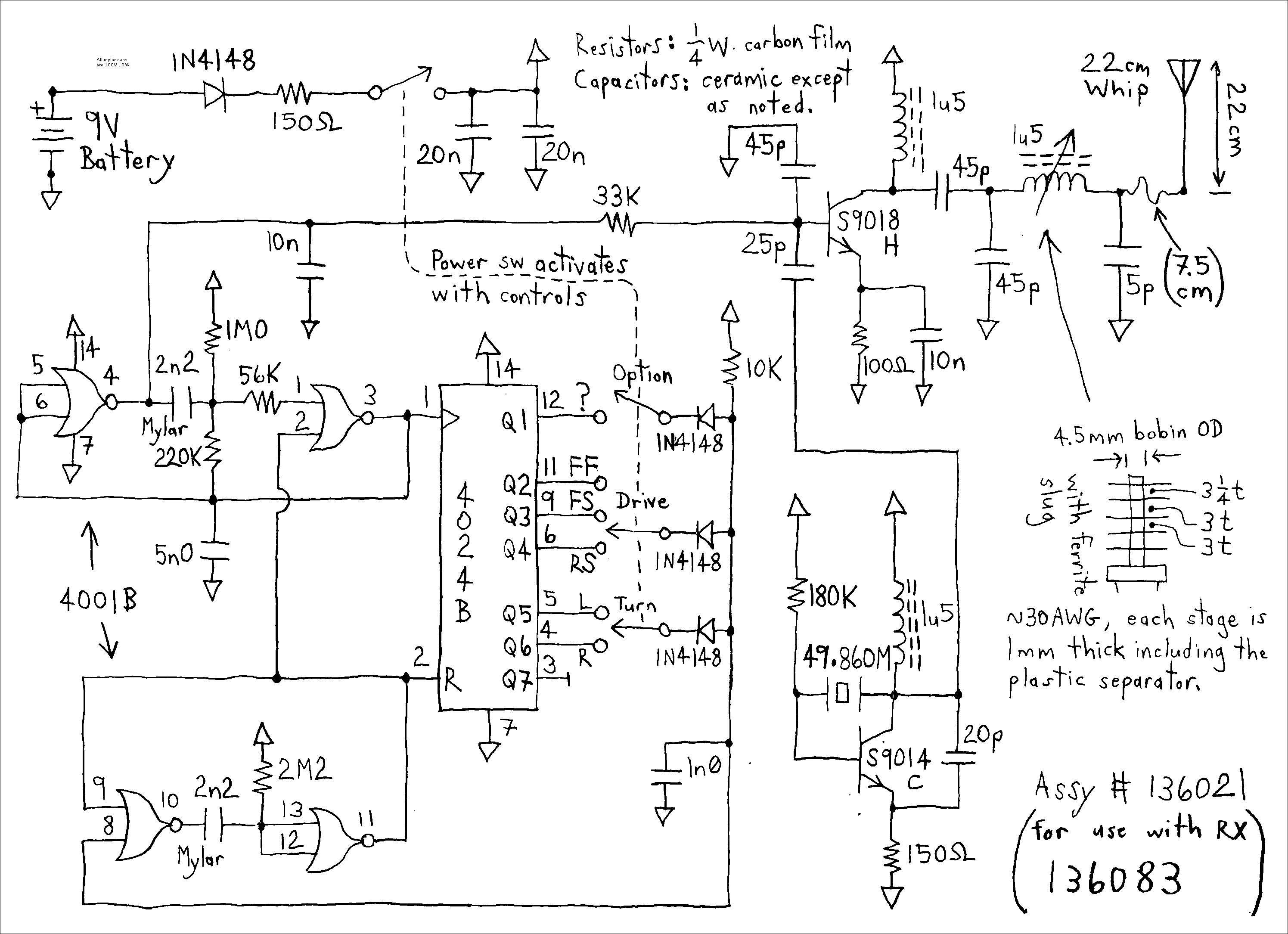 Bremas Boat Lift Switch Wiring Diagram