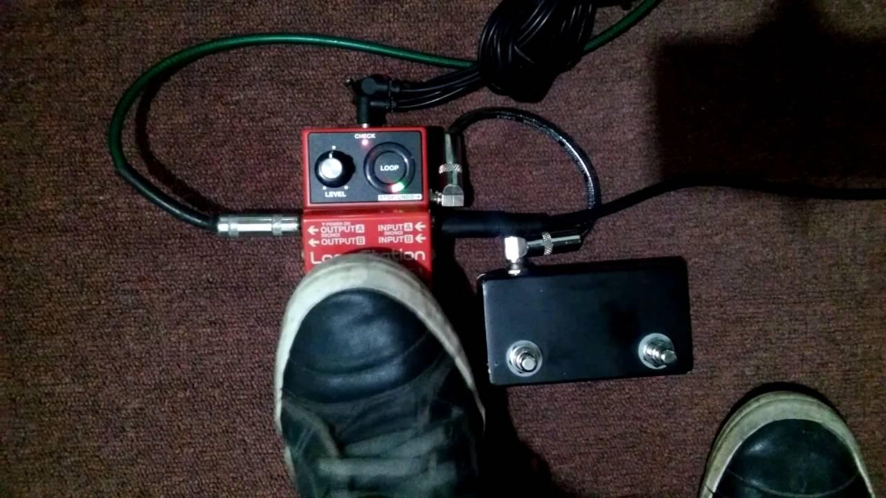 RC1 FS6 DIY testing HELP