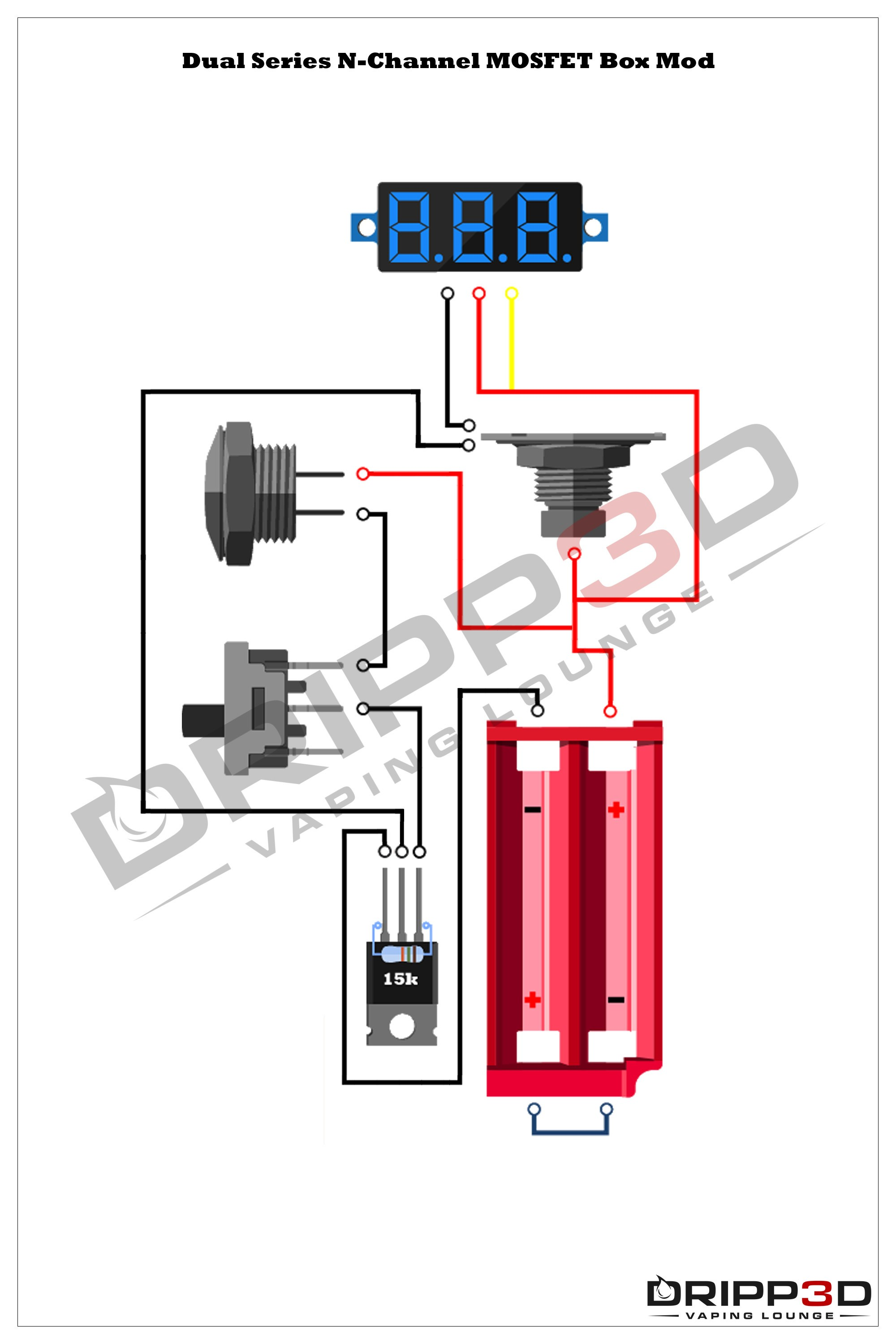 For Raptor 10a Box Mod Wiring Diagram | Wiring Liry on pc case grow box, hex mod ohm box, vandal switch vape mod box,