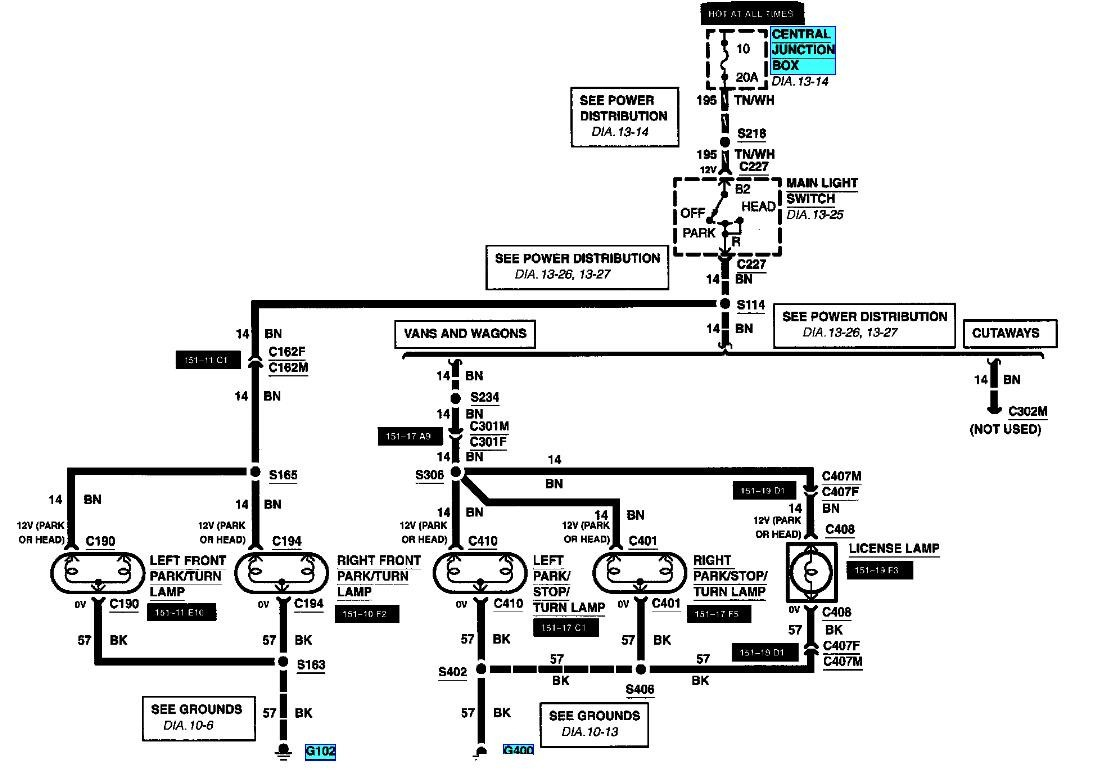 2014 Silverado Tail Light Wiring Diagram