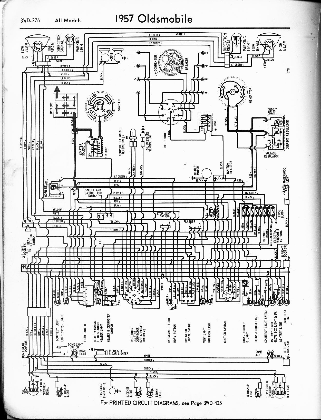 Wiring Diagram Car Starter Valid Oldsmobile Wiring Diagrams the Old Car  Manual Project