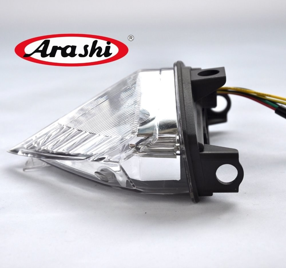 Arashi LED Blinker Tail Light For HONDA CB1000R 2008 2013 CBR600F 2012 Motorcycle Turn Signal Light Rear Brake Taillight on Aliexpress