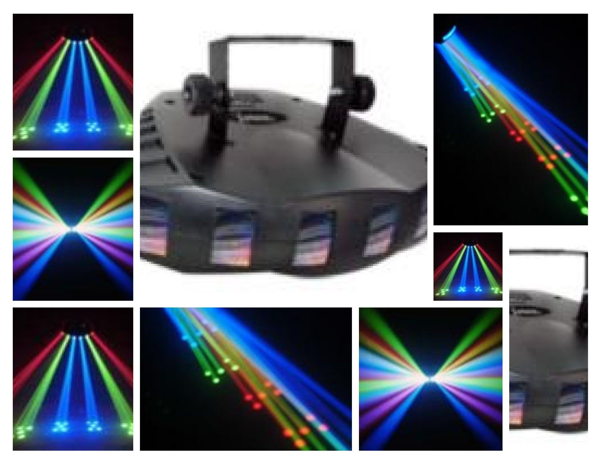 Chauvet MiN RBX Laser ON SPECIAL DJ Mix Club Lasers LED s Lighting and Effects