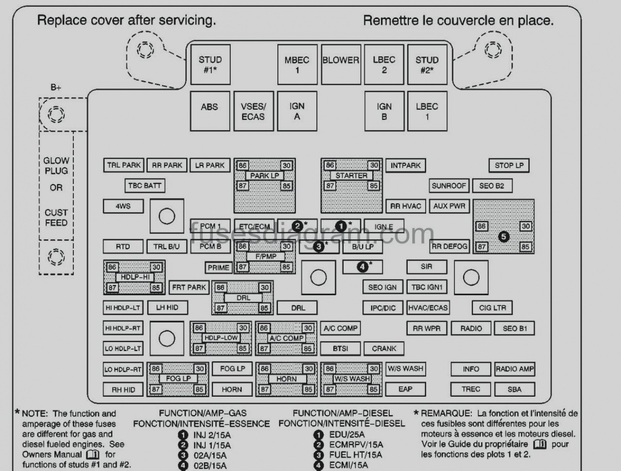 chevy avalanche fuse diagram unique wiring diagram image rh mainetreasurechest com