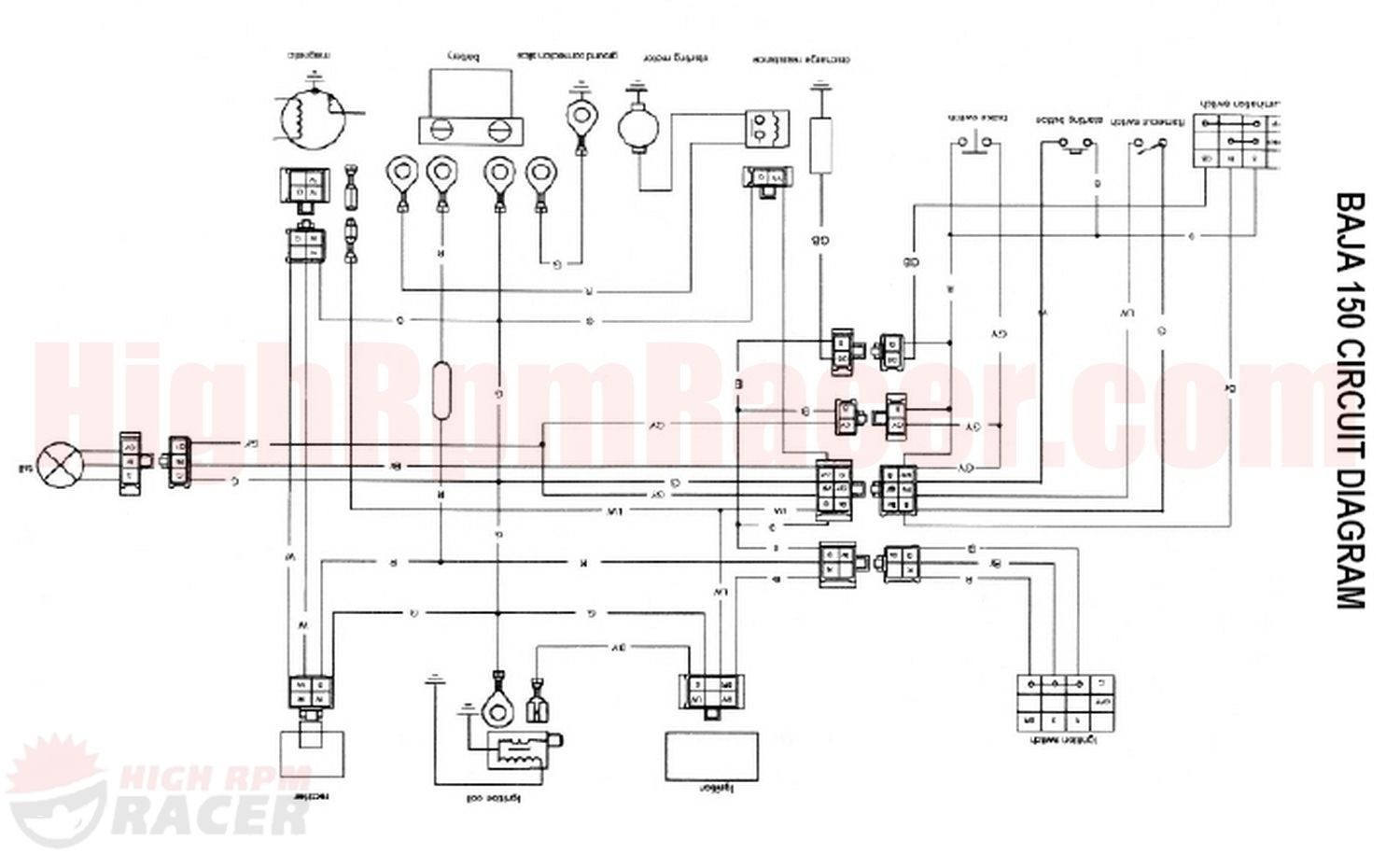 110cc Chinese atv Wiring Diagram Inspirational Outstanding Wiring Chinese atv Wiring Diagram Model 110 atv