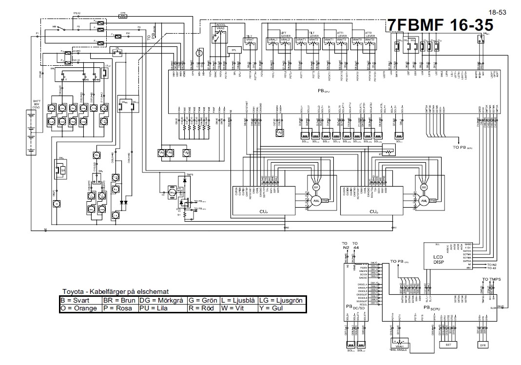 electrical wiring diagram for yale fork lift wire center u2022 rh designjungle co Crown Electric Forklift Diagram Diagram Forklift Training