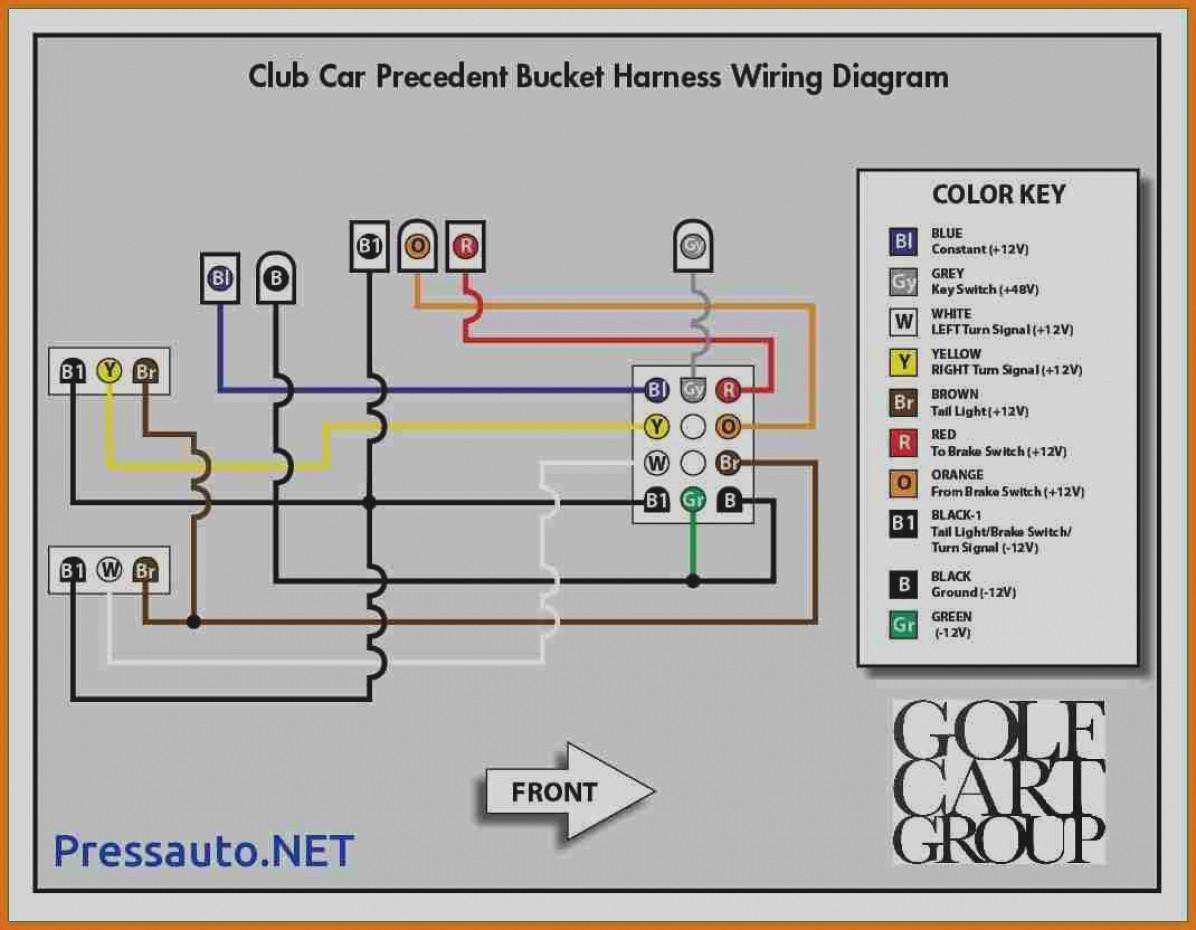 Golf Cart Battery Wiring Diagram