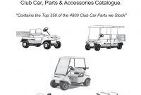 Club Car V Glide Parts Awesome Brad Porcellato S 2005 Club Car Parts Catalog by attica Equipment Ltd