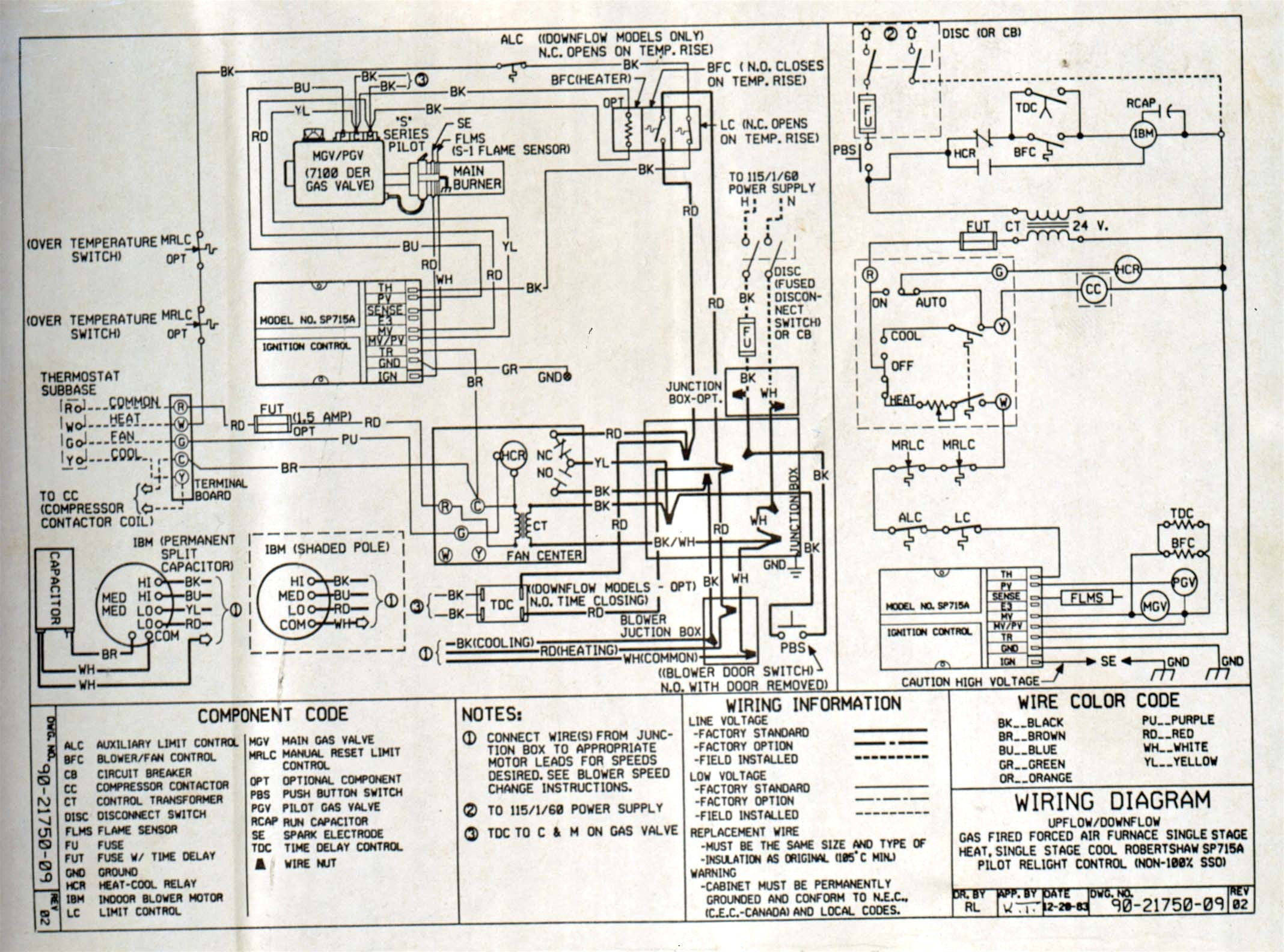Payne Electric Furnace Wiring Diagram Inspirationa Payne Air Handler Wiring Diagram In Image Goodman Electric Lovely
