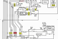 Curtis Controller Wiring Diagram Awesome Baja Scooter 48 Volt Wiring Schematic Wire Center •