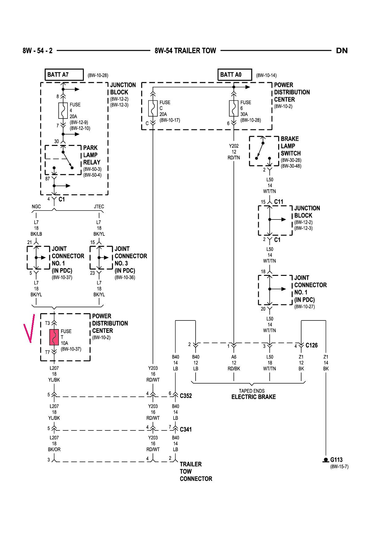 2004 dodge dakota trailer wiring diagram deconstructmyhouse org rh  deconstructmyhouse org