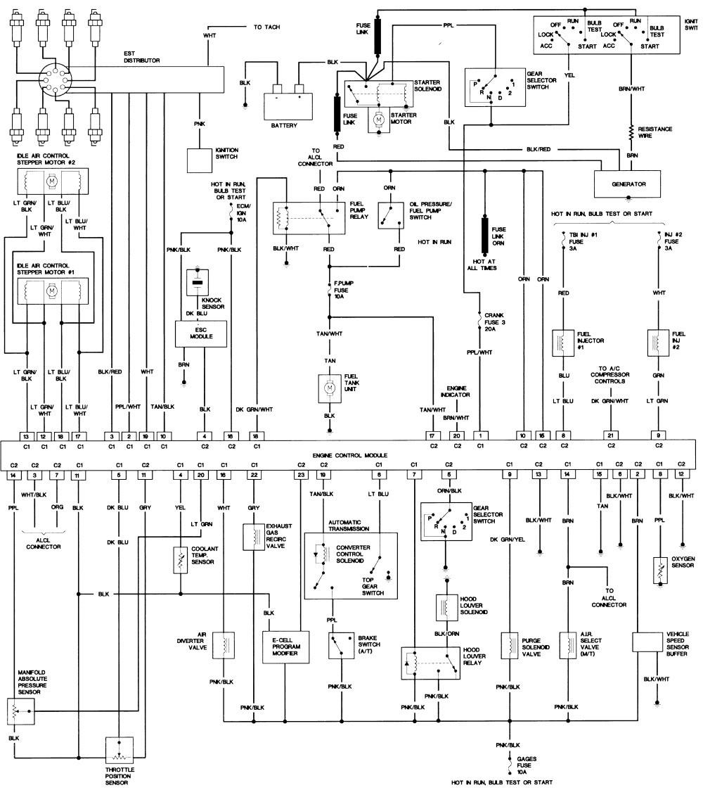 1996 Dodge Ram 1500 Wiring Diagram