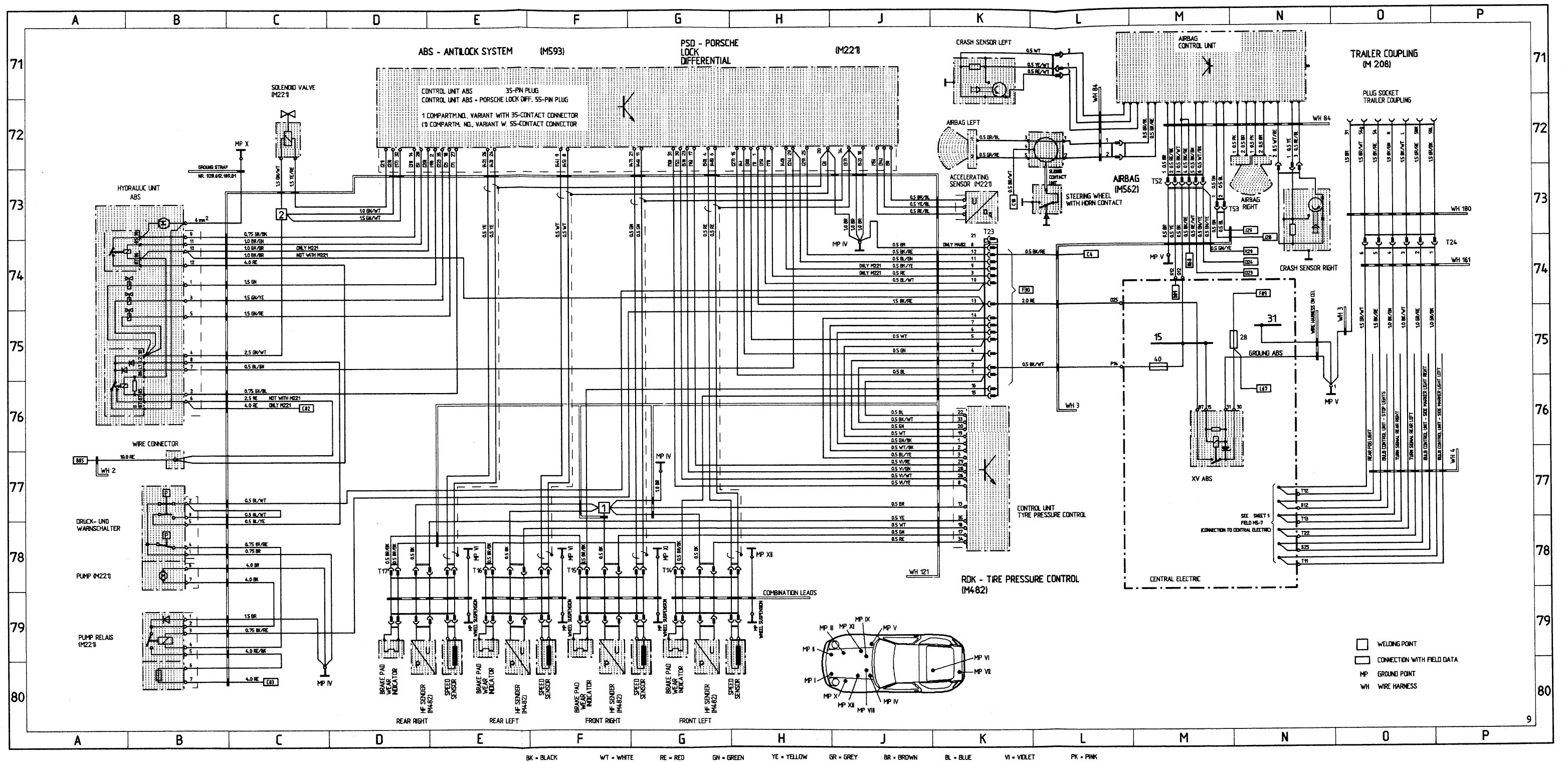 Bmw E90 Wiring Diagram Showy