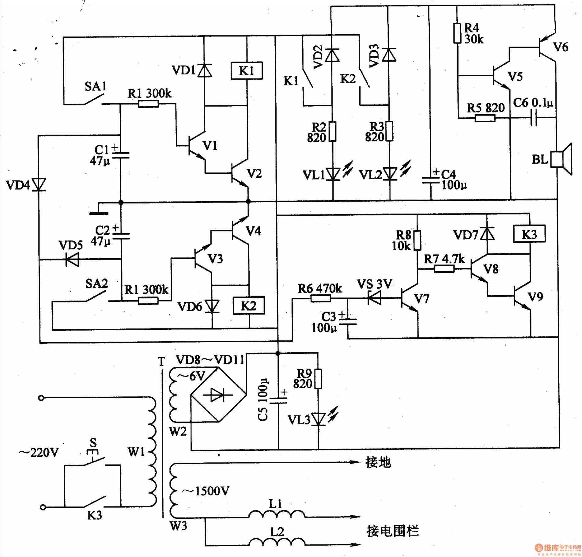 How to Wire An Electric Fence Diagram Lovely U Pocketmagic How to Wire Diagram Gooddyorg How