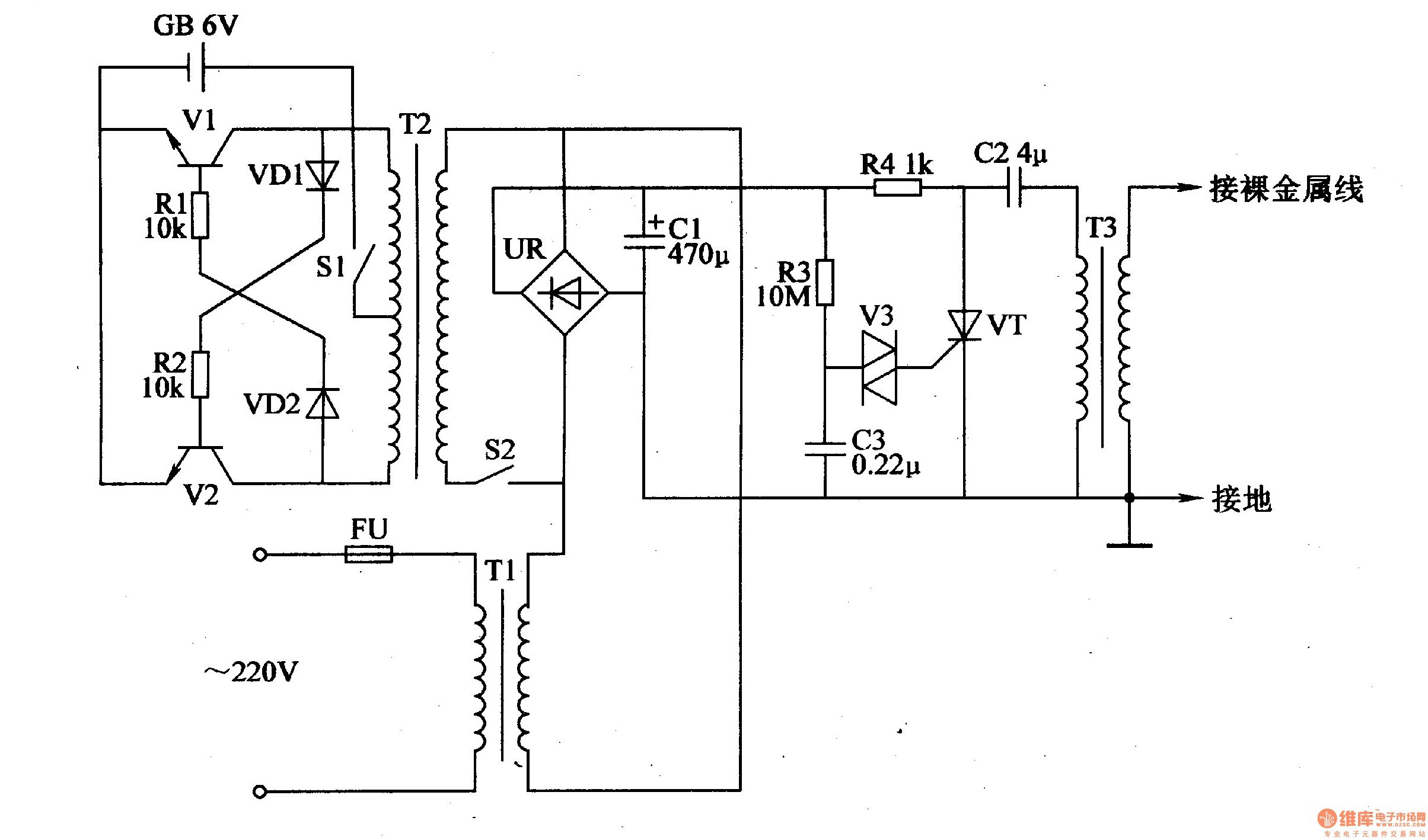 Wiring Diagram for Electric Fence New Unique How to Wire An Electric Fence Diagram Wiring