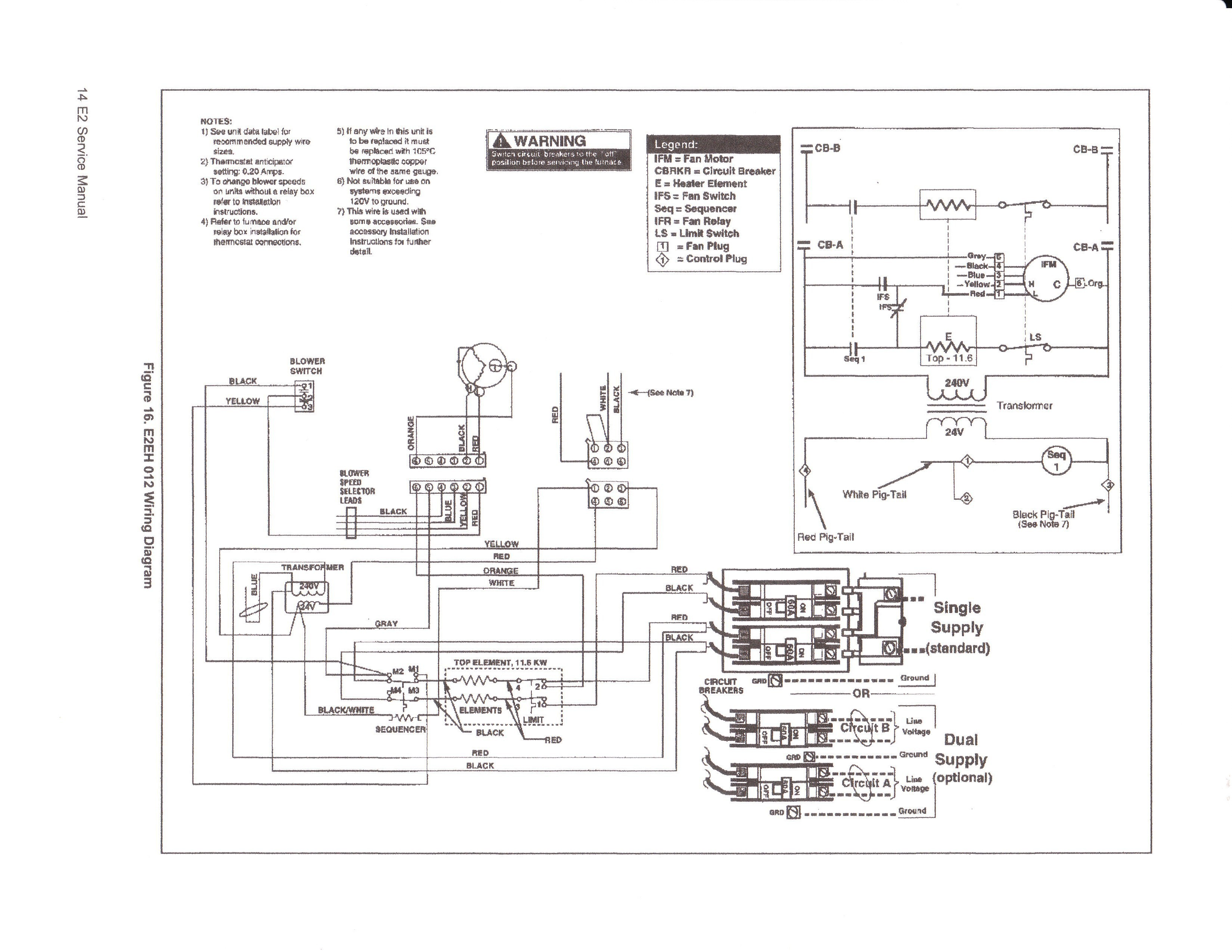 Coleman Wiring Diagram Manual Refrence Awesome Coleman Electric Furnace Wiring Diagram Wiring