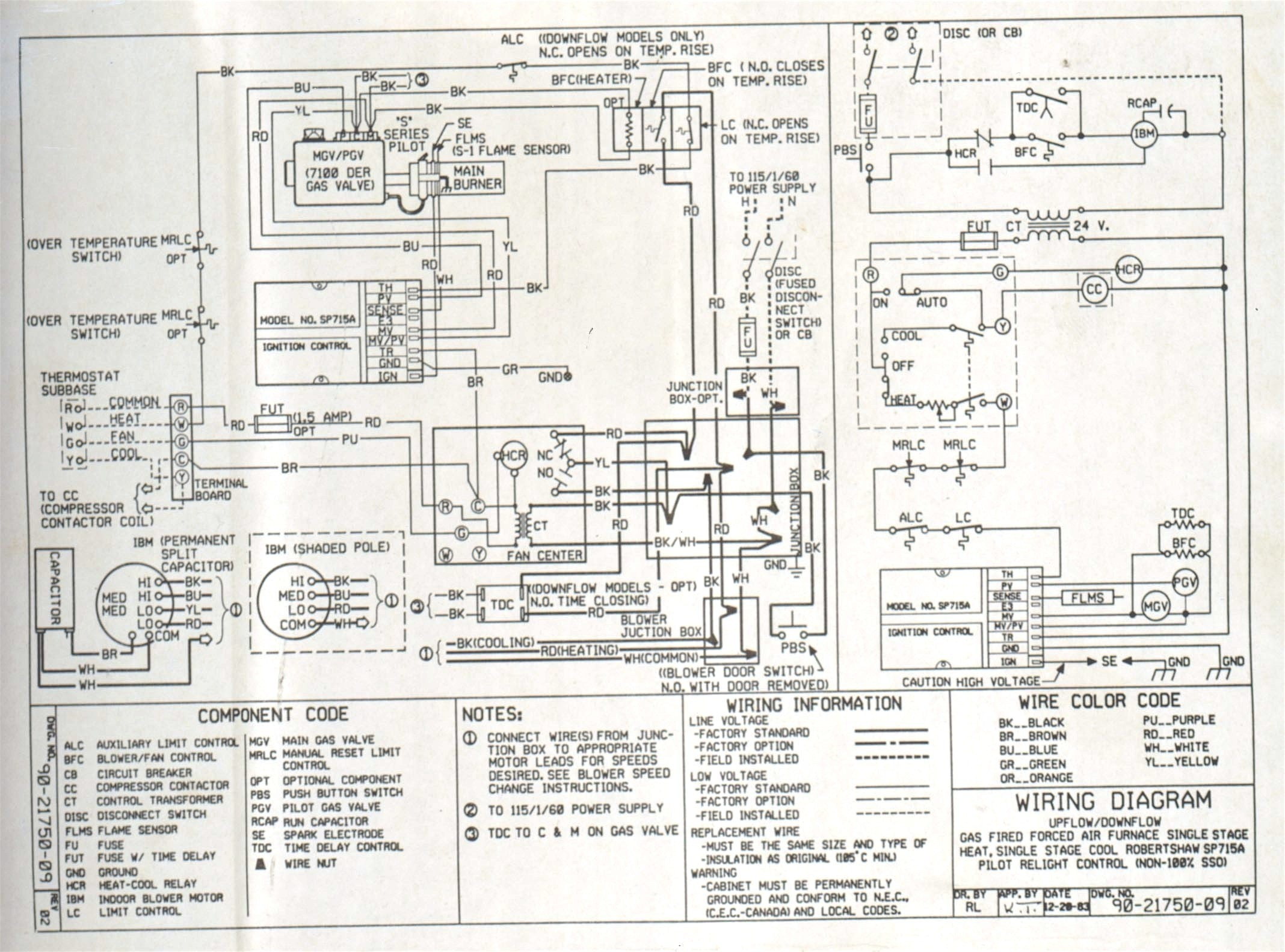 Westinghouse Electric Furnace Wiring Diagram Fresh Intertherm Electric Furnace Wiring Diagram Wiring