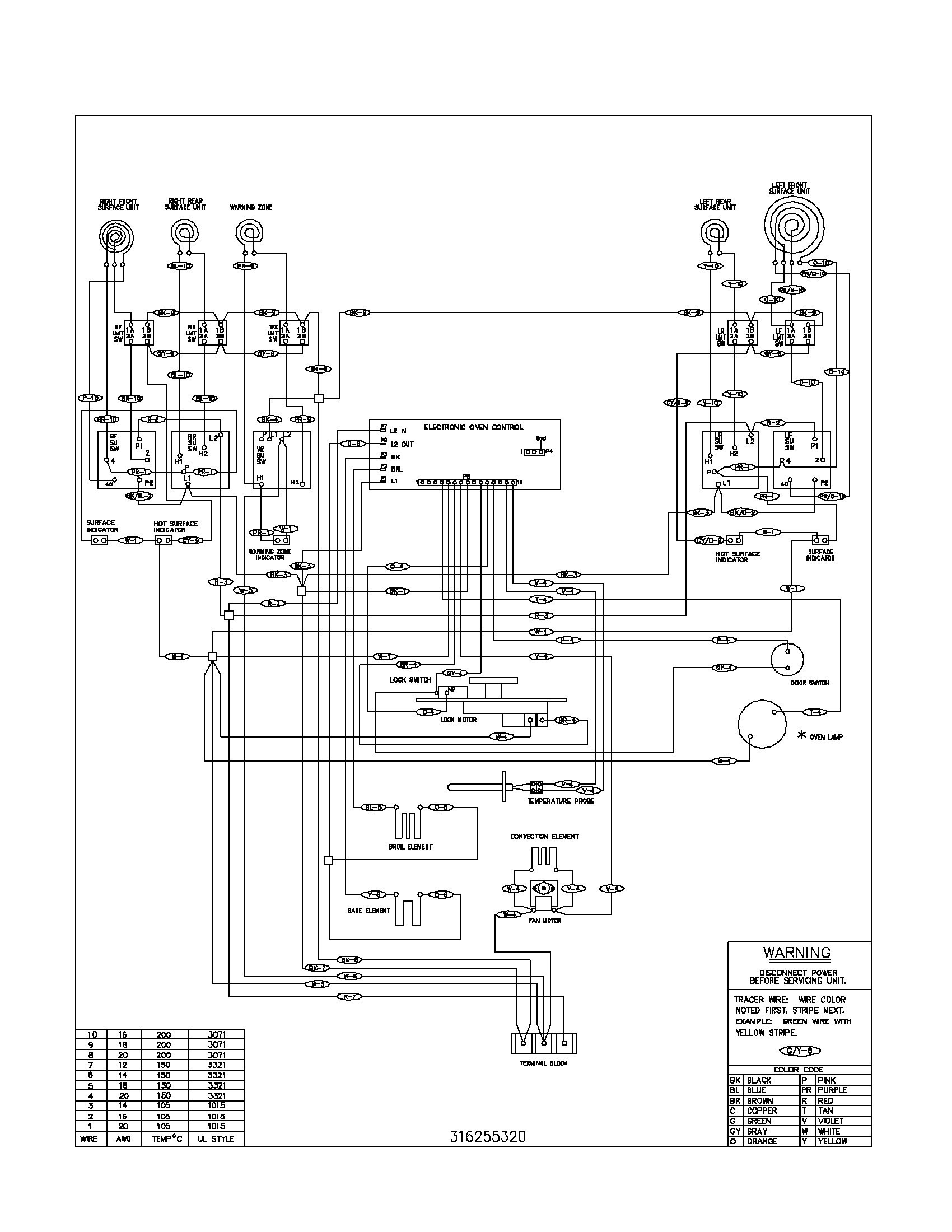 Wiring Diagram for Electric Stove Valid Electric Stove Wiring Diagram Lovely Cool Baking Oven Inside Range