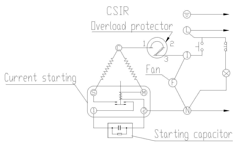 Beautiful Embraco pressor Wiring Diagram Ideas The Best