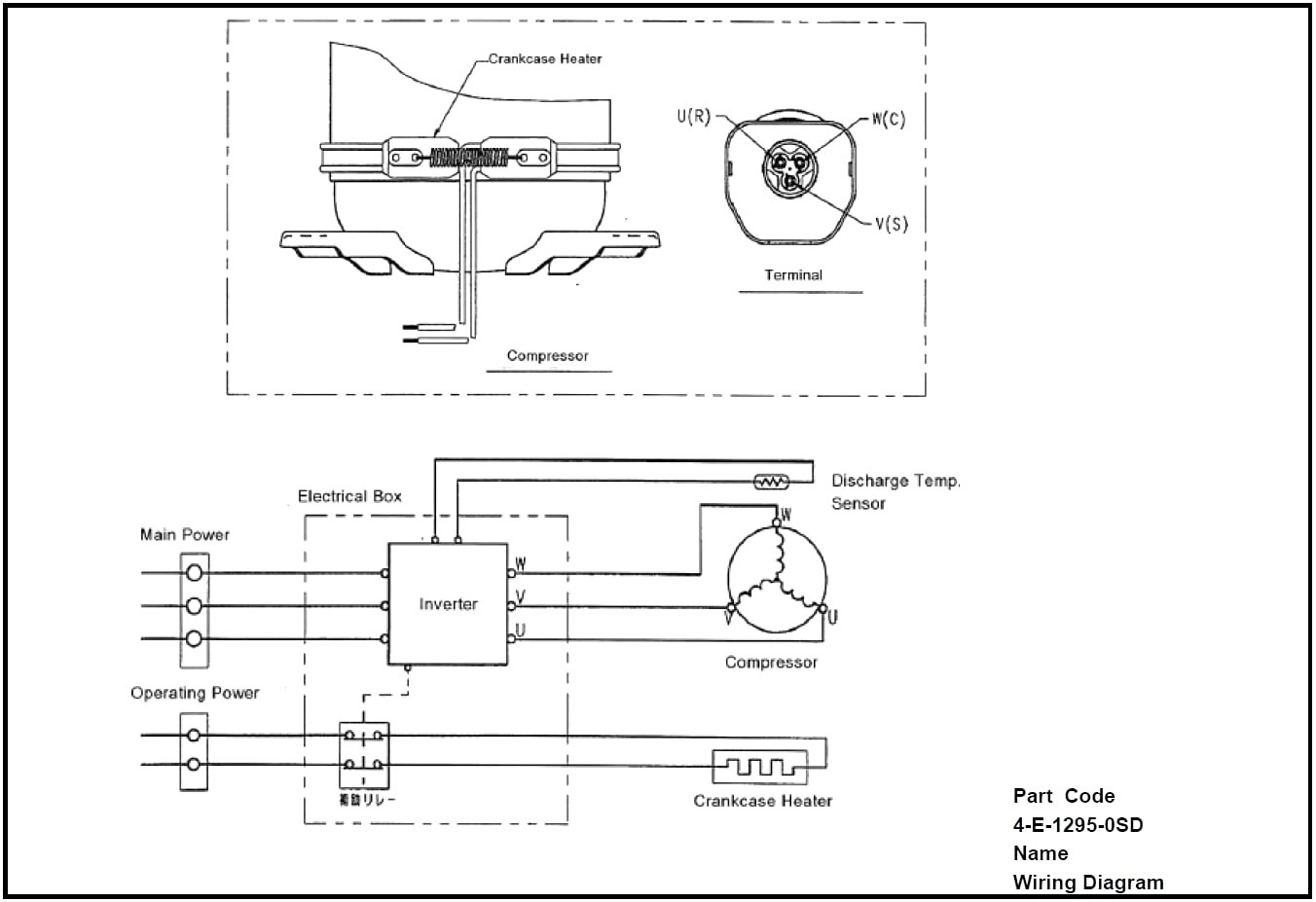 Diagram Embraco pressor Wiring Aspera Kwikpikme Aermacchi For