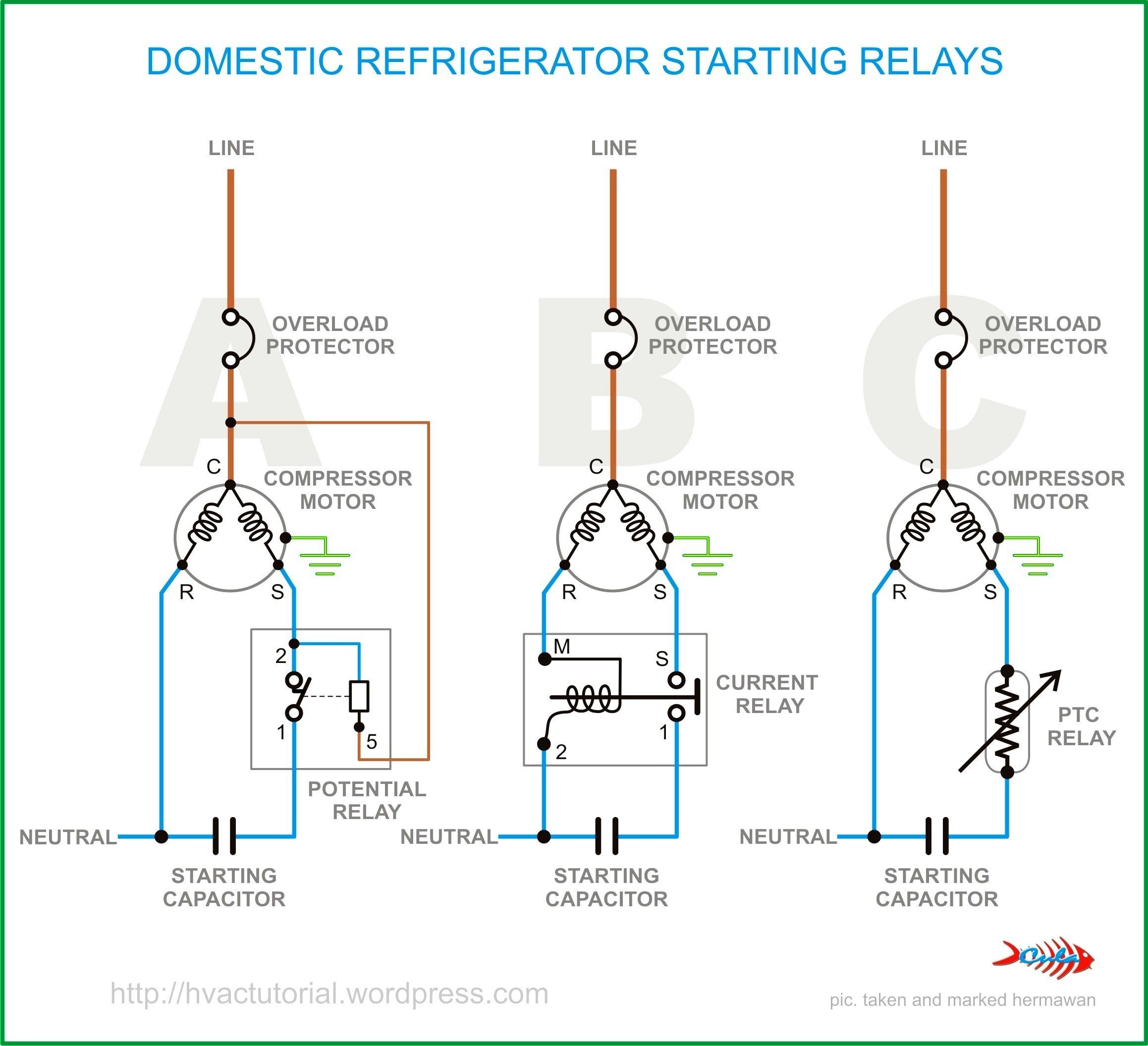 ptc relay wiring diagram wiring diagram library u2022 rh wiringhero today Embraco pressor Relay Embraco pressor