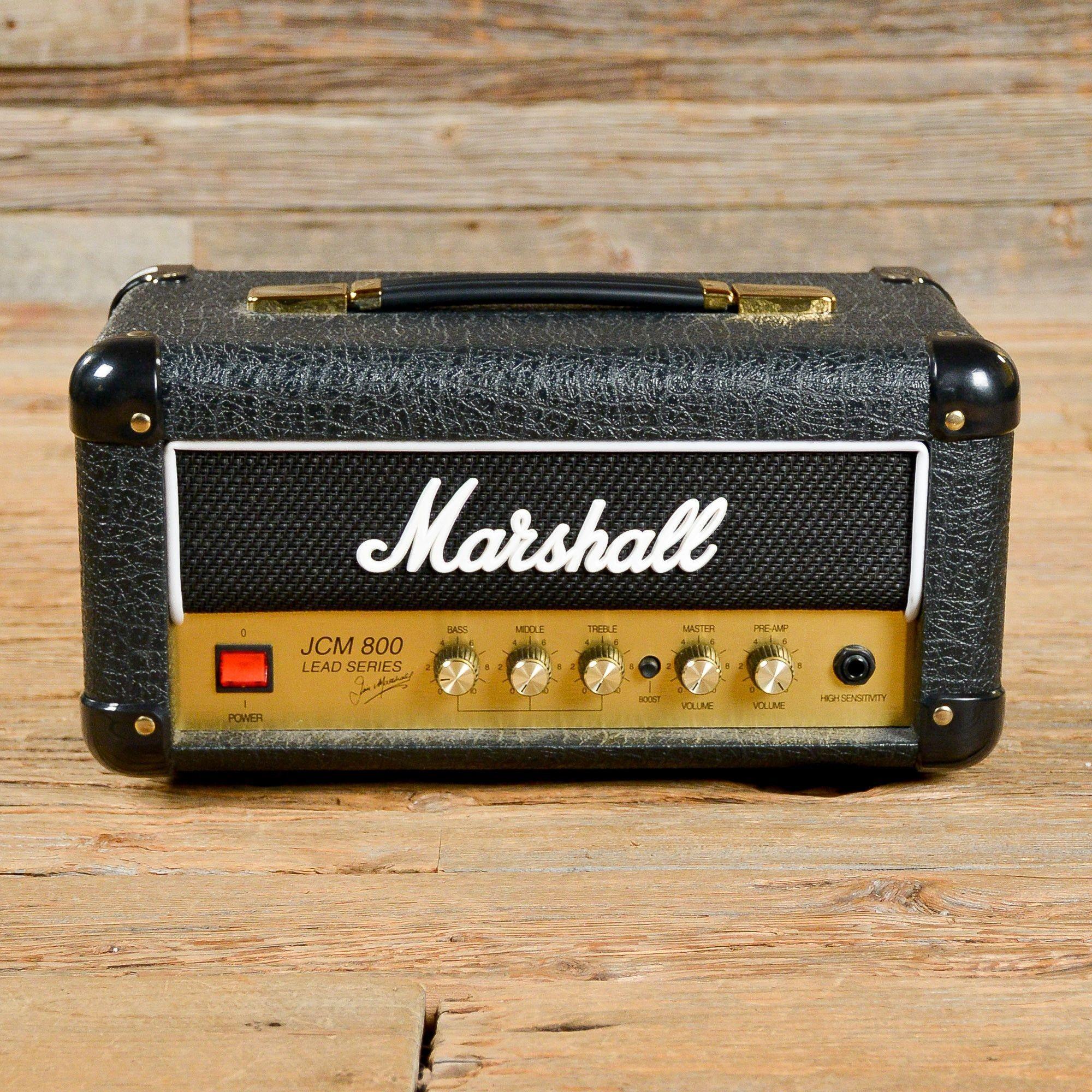 Marshall JCM 1H Tube Amp Head USED