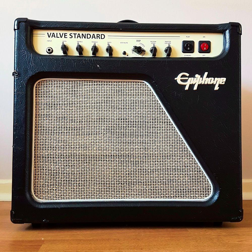 Epiphone Valve Standard 15W tube guitar amp