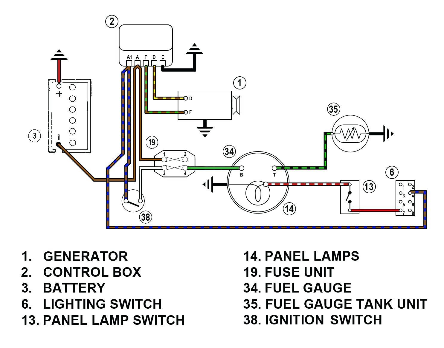 Ezgo Fuel Gauge Wiring Diagram - Basic Wiring Diagram •