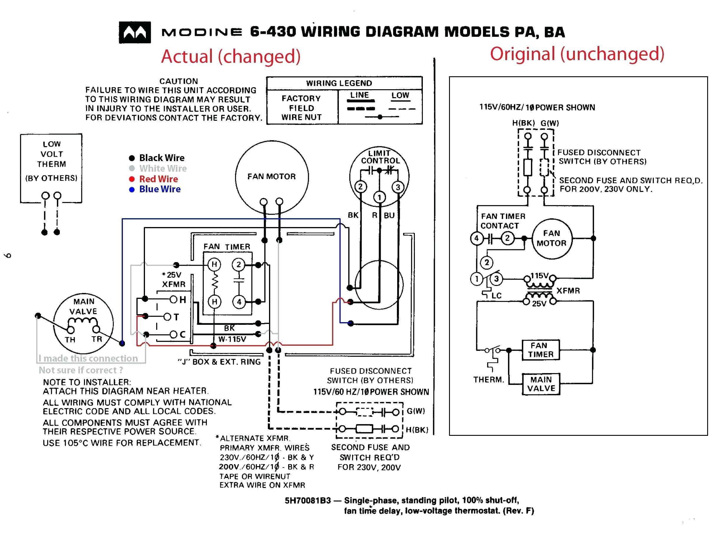 Fahrenheit Wiring Diagram - Wiring Diagrams Name on