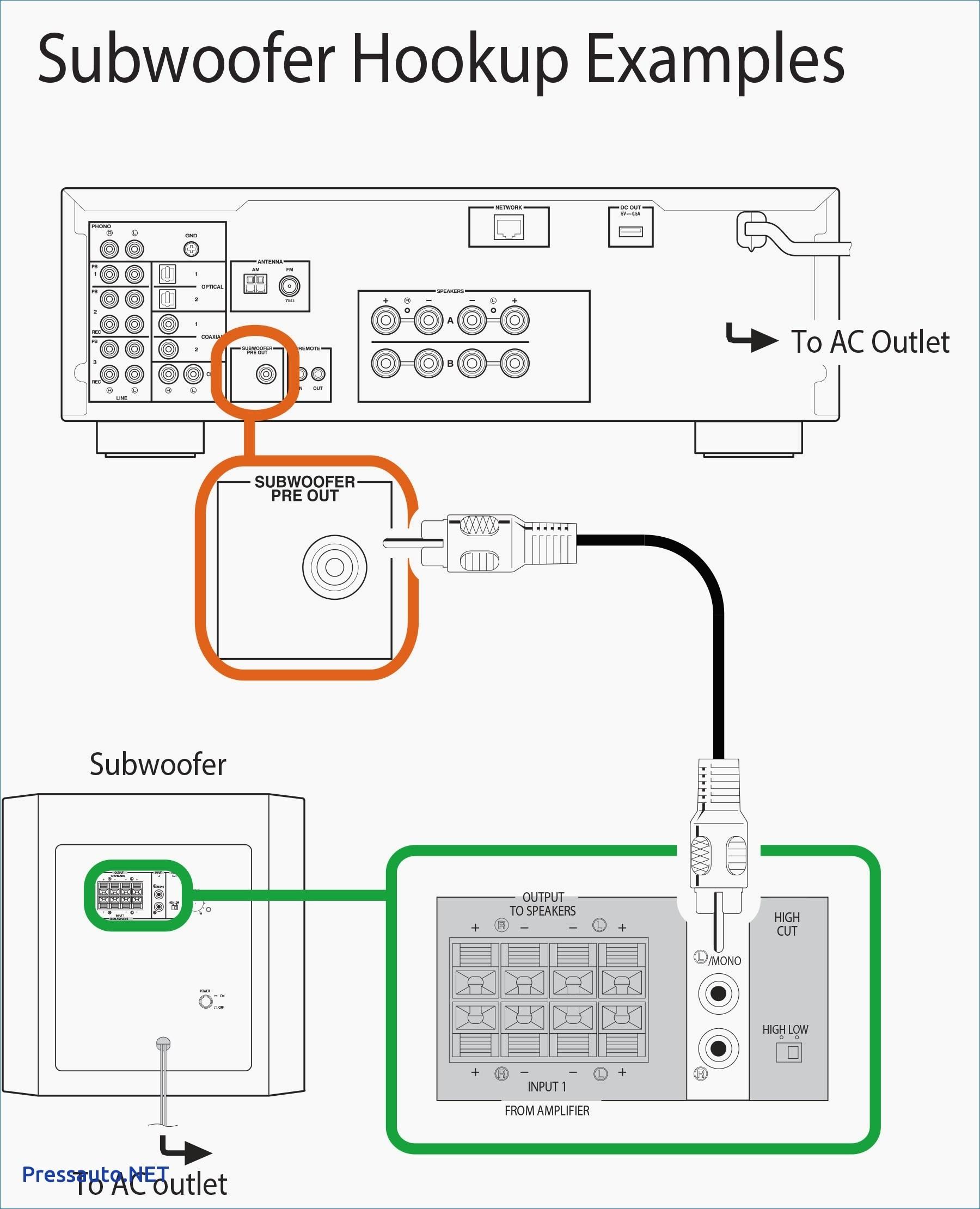 Powered Subwoofer Wiring Diagram Fresh Fios Wiring Diagram & Diagrams Cable Tv Wiring Diagrams for