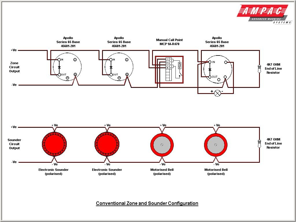 Fire Alarm Wiring Diagram Pdf 1 Lenito Within