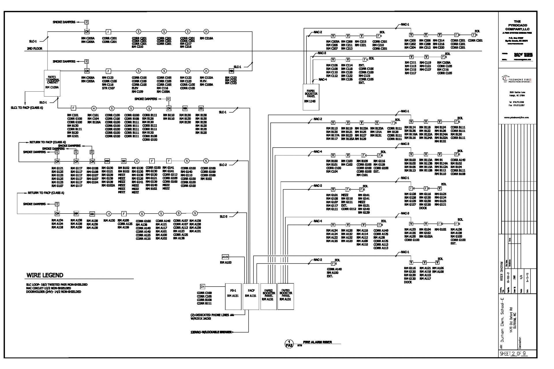 Wiring Diagram Addressable Fire Alarm Refrence Smoke Detector Wiring Diagram Pdf Fresh Addressable Fire Alarm