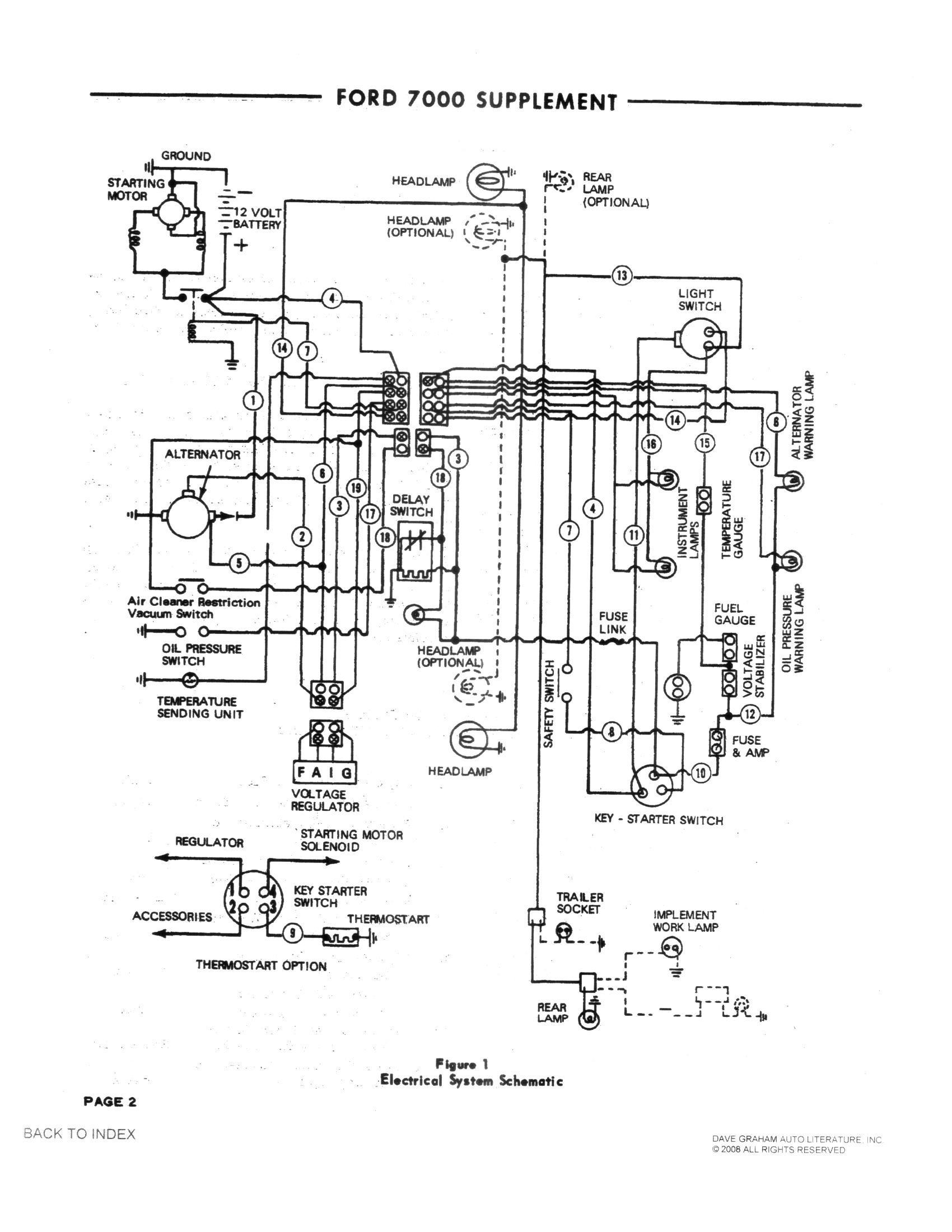 Alternator For Ford 8n 12 Volt Wiring Diagram Diagrams 1948 6 Inspirational Car Voltage Regulator New