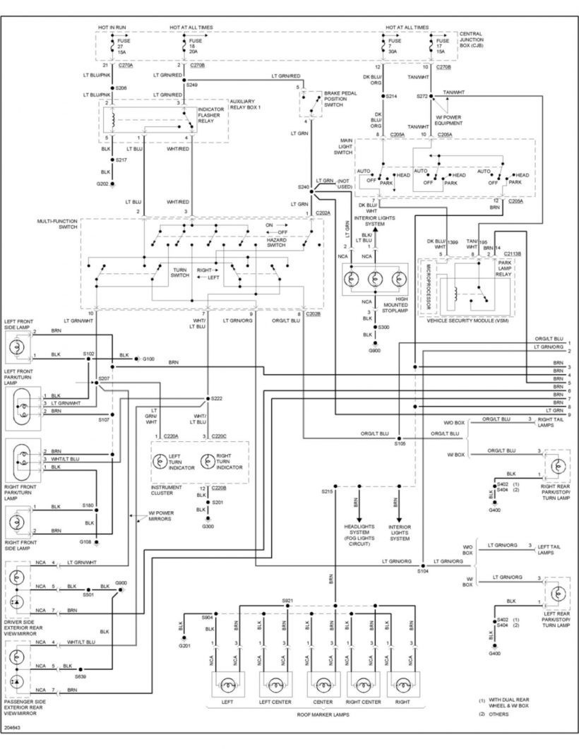 Wiring Diagram Trailer Ford F550 New Free Download Showy F250 9
