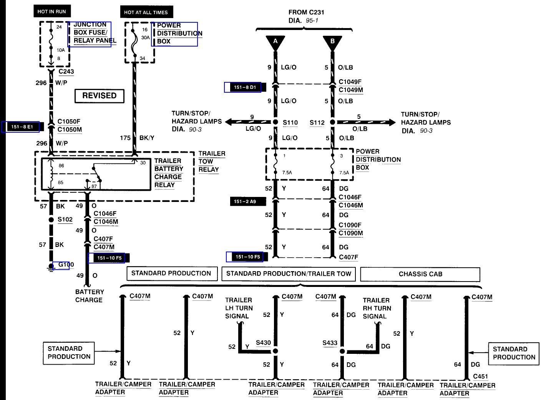 Wiring Diagram 2000 Ford F 250 Lariat Diagrams Schematics Exceptional F250 Trailer