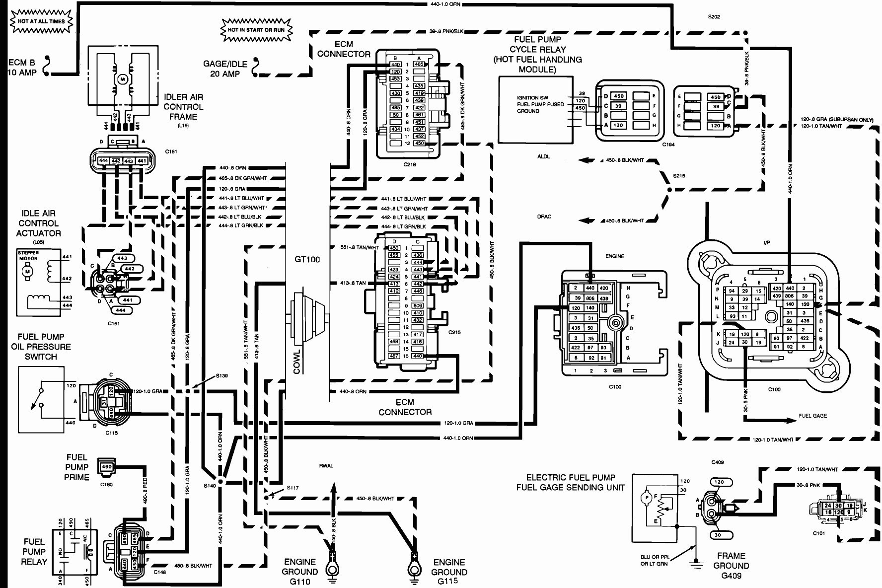 Ford F53 Motorhome Chassis Wiring Diagram Wiring Diagram