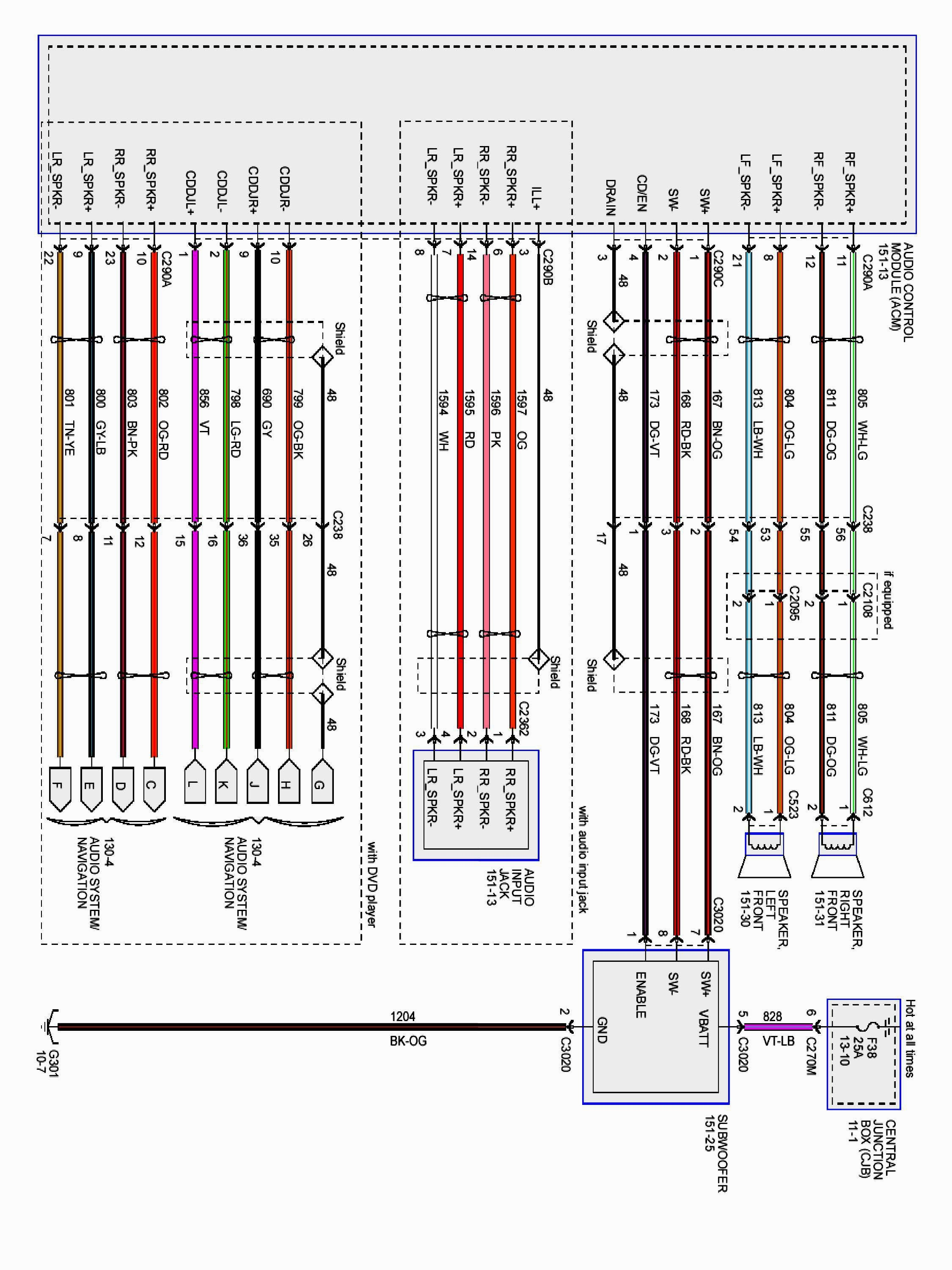 2001 Audi A4 Radio Wiring Diagram New 2004 Audi A4 Stereo Wiring Diagram Save New ford