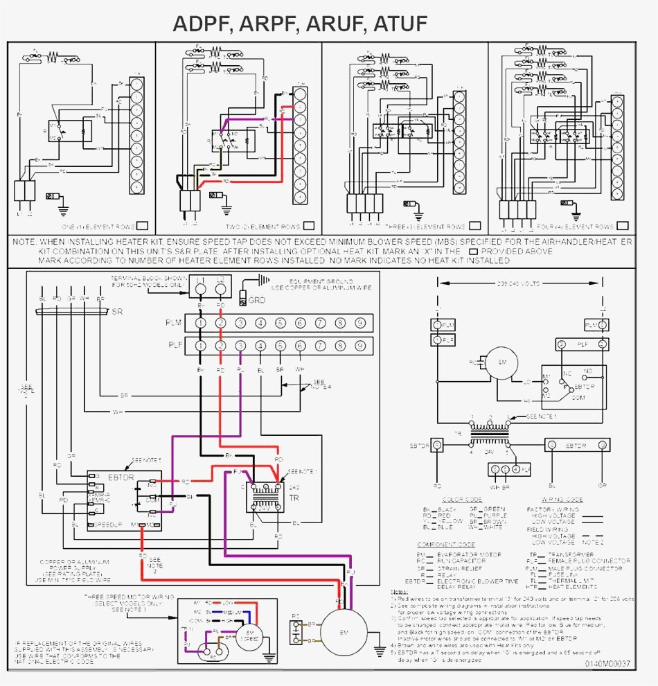 Goodman Blower Motor Wiring Diagram Trusted Un Furnace Awesome Image