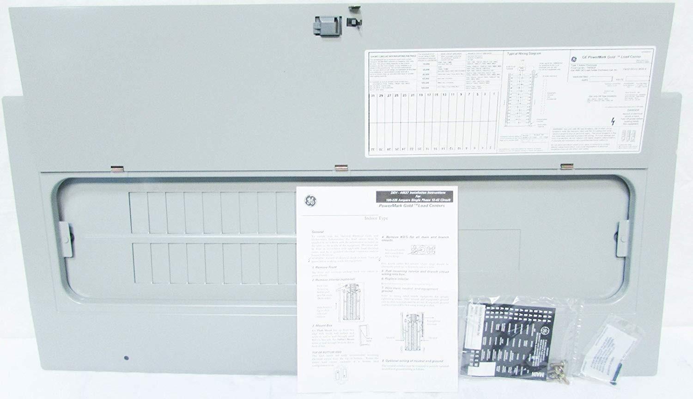 GE PowerMark Gold 150 Amp 32 Space 32 Circuit Main Breaker Load Center Amazon