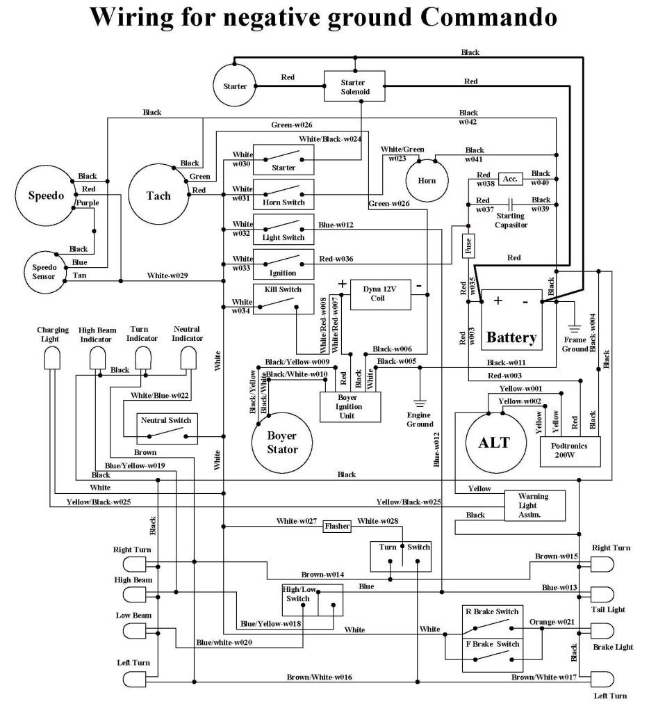 Full Size of Carrier Air Conditioner Wiring Diagram For Negative Ground mando Goodman Air Handler Wiring