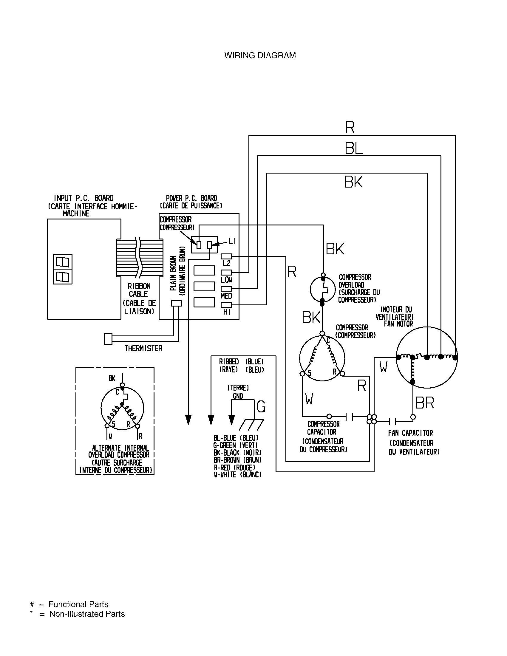 Coleman Rv Ac Wiring Diagrams Schematics For Air Conditioner Diagram Cool Goodman Unit