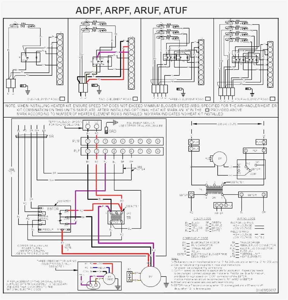 goodman furnaces wiring diagrams unique
