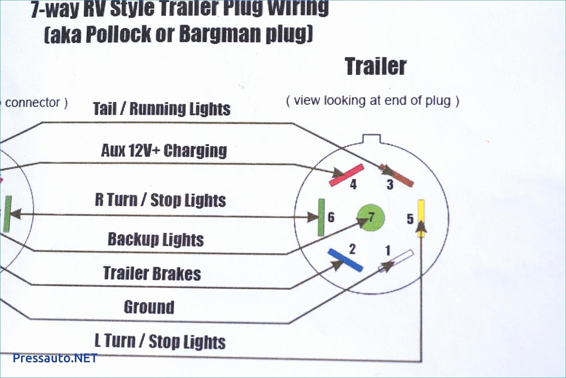 Wiring Diagram For Led Trailer Lights Wiring Data