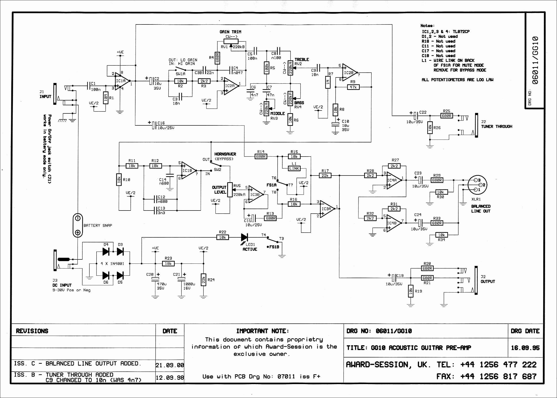 Box Mod Wiring Diagram Beautiful Guitar Amp Wiring Diagram Fresh Boss Od 1 Overdrive Guitar Pedal