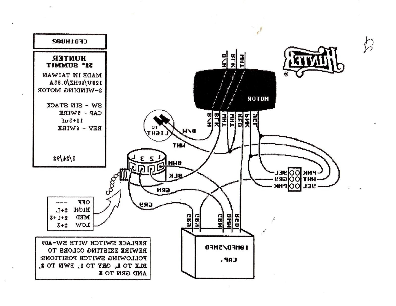 harbor breeze ceiling fan 3 speed switch wiring diagram