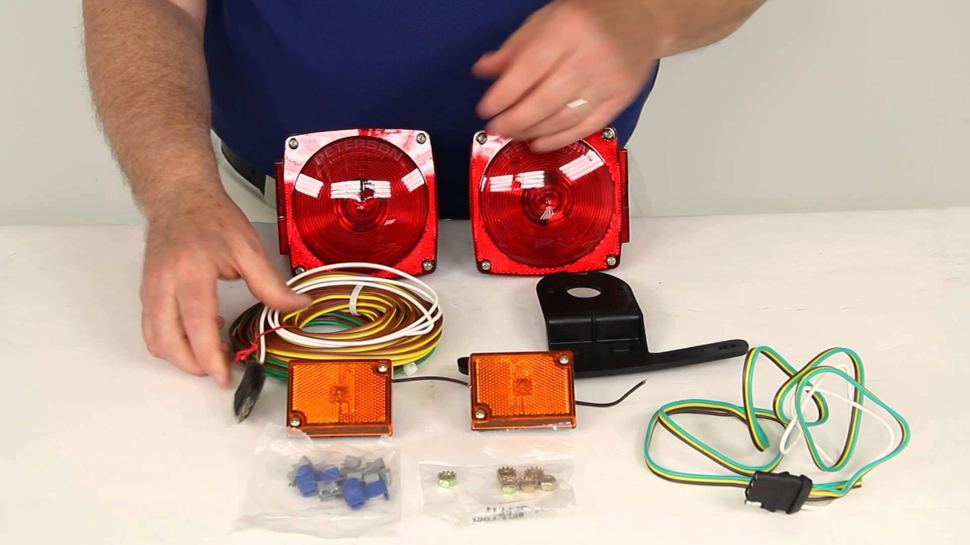 Review Peterson Trailer Lights Etrailer Review Wiring Harness Full Size