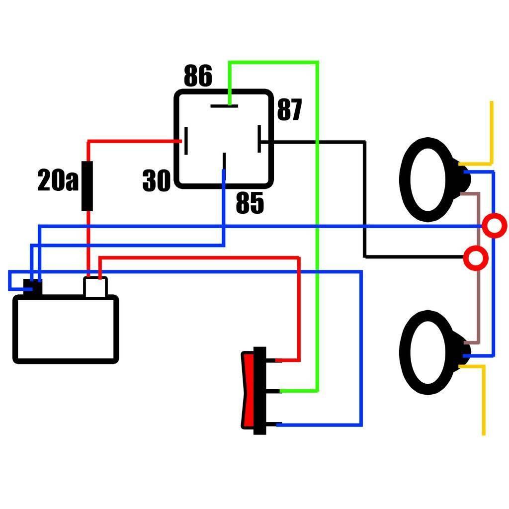 hella 500 wiring diagram wiring diagram rh visithoustontexas org hella supertones wiring diagram hella relay